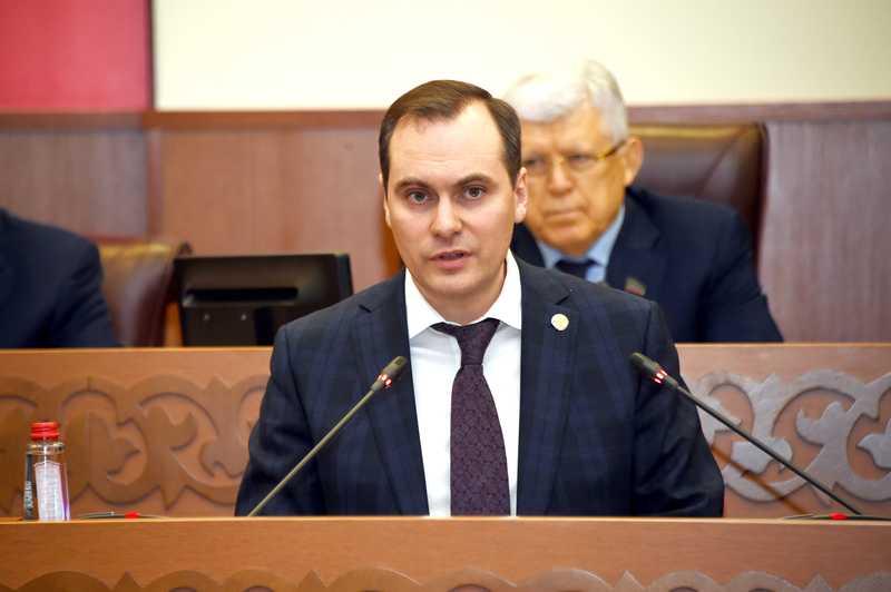 Здунов: «неосвоенные» 10 миллиардов будут израсходованы в этом году