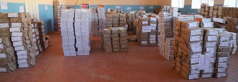 Левашинский район получил более 83 тысяч новых учебников