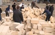В Дагестане продолжается строительство духовного центра