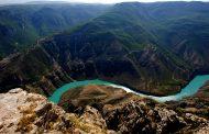 Над Сулакским каньоном планируют провести стеклянный мост
