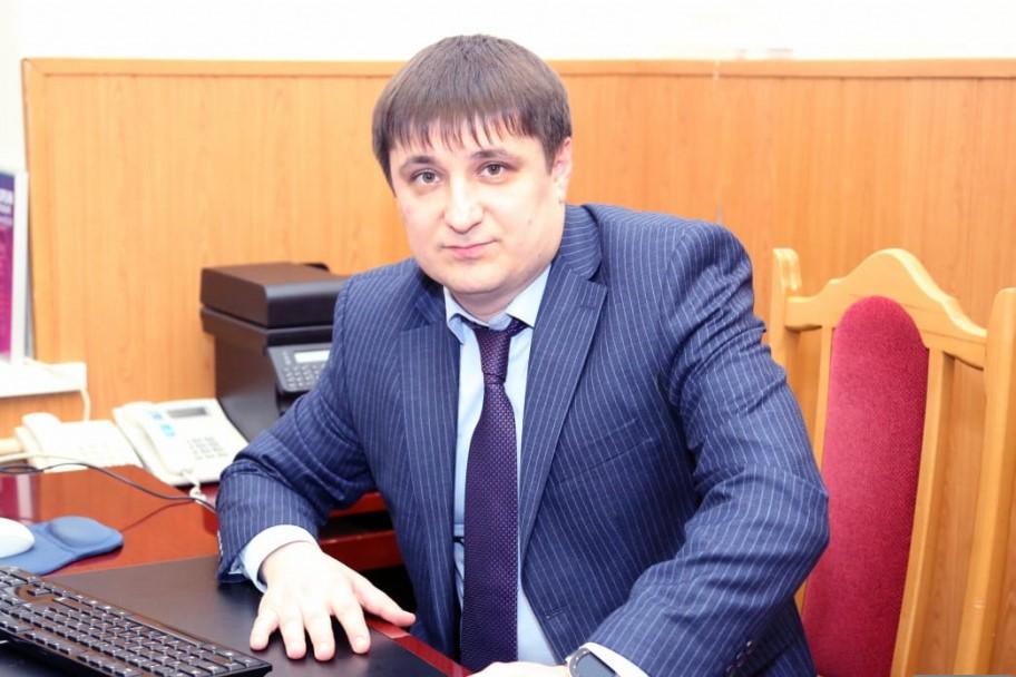 У Владимира Иванова новый заместитель