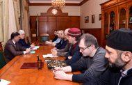 Хизри Шихсаидов провел встречу по цифровизации границы между Дагестаном и Чечней