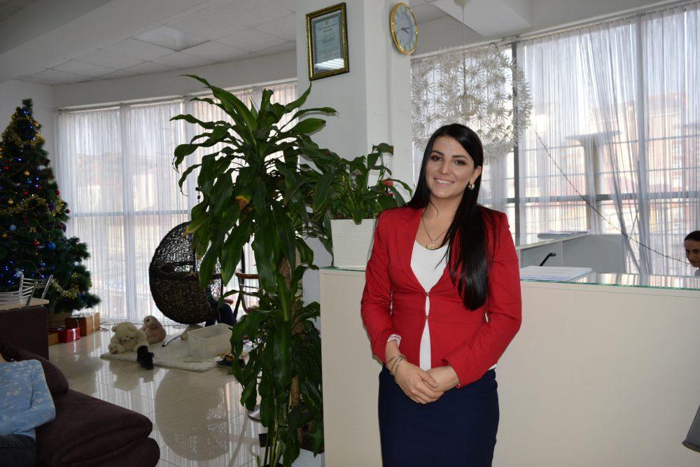 Как девушка из Луганска осуществляет свои мечты в Дагестане