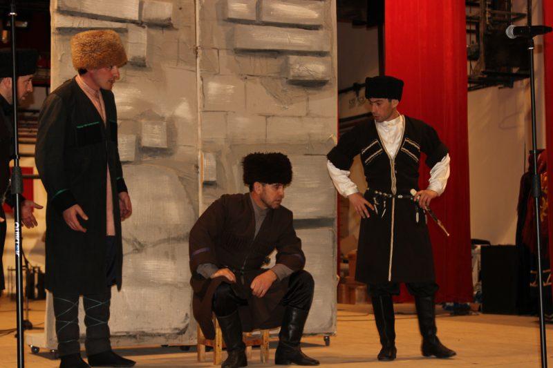 Ремонт Даргинского театра планируется завершить к концу февраля