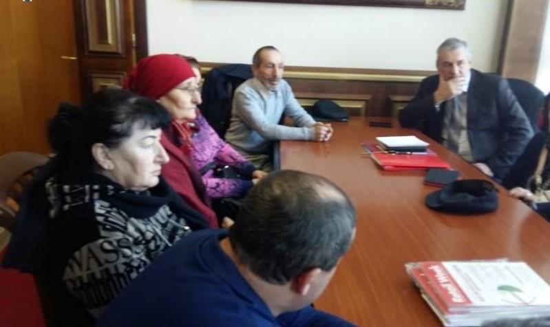 В мэрии Махачкалы приняли противников повышения тарифа на проезд