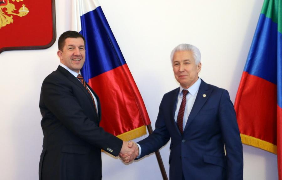 Дагестан и «Ростелеком» будут сотрудничать по нескольким направлениям