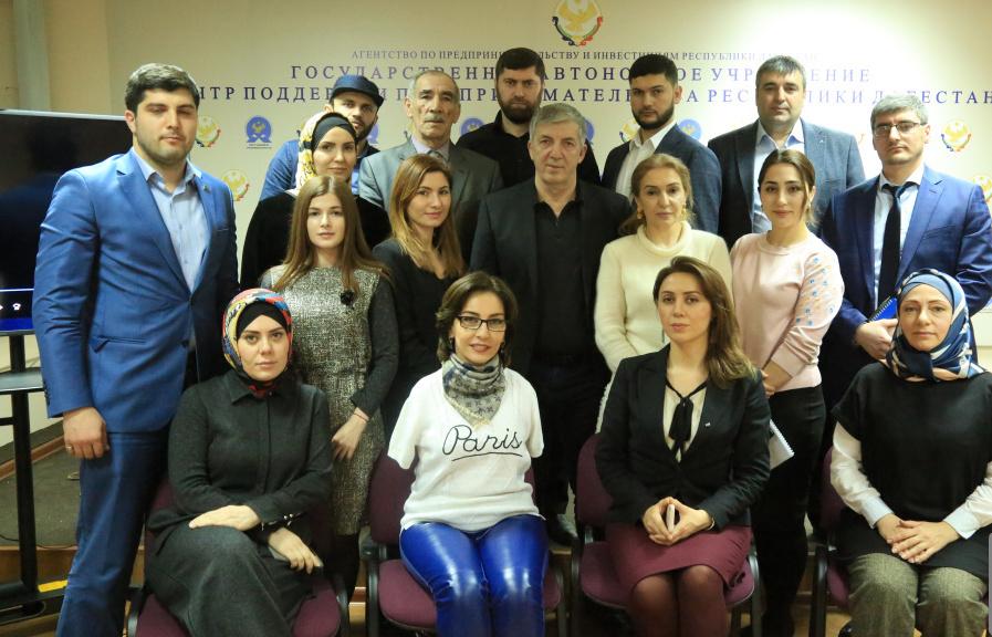 Хизри Абакаров встретился с бизнесменами Дербента