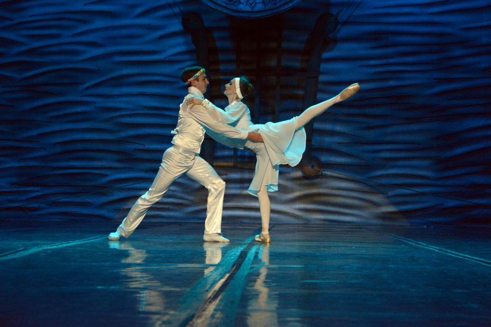 Театр оперы и балета покажет две премьеры за один вечер