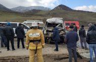 ДТП с участием трех автомобилей произошло в Махачкале