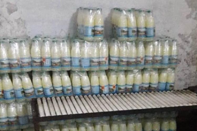 Роспотребнадзор нашел в Дагестане фальсифицированную молочную продукцию