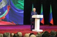 Трансляцию послания главы Дагестана покажут по ТВ