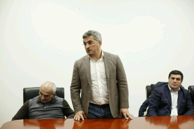В Федерации дзюдо Дагестана переизбрали руководителя