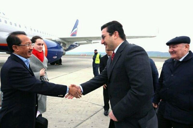 Дагестан посетил посол Индонезии