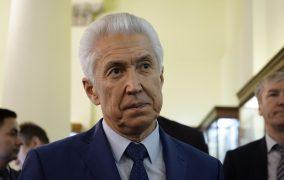 Глава Дагестана награжден орденом «За заслуги перед Отечеством» второй степени