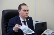 Артем Здунов провел прием граждан