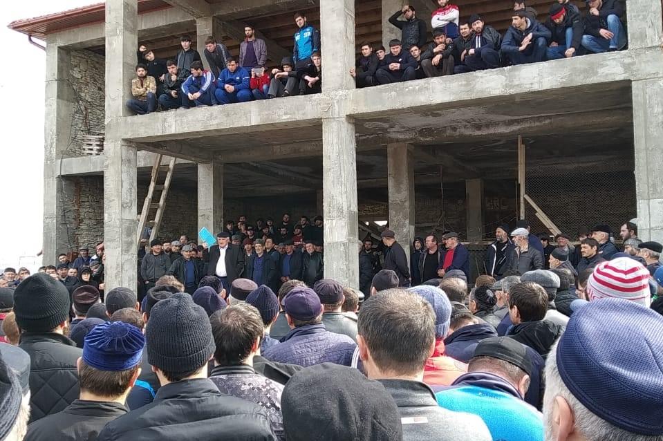 Губденцы потребовали придать новой больнице села Гурбуки статус межрайонной