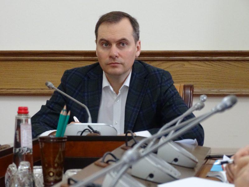 Артем Здунов: Ситуация в Хасавюрте должна находиться под контролем