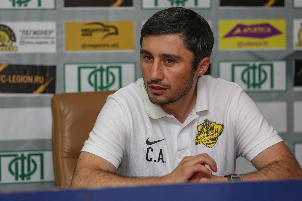 «Махачкала» и «Легион-Динамо» проиграли в 12-м туре первенства ПФЛ (ВИДЕО)
