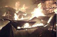 Владимир Васильев выедет в село Тисси-Ахитли, где произошел пожар