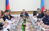 В правительстве Дагестана обсудили реализацию инвестпроектов