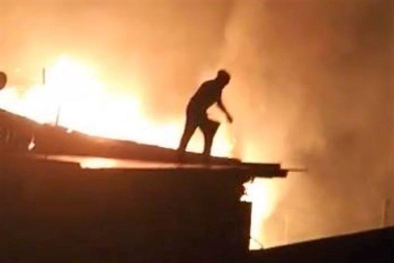 Пожар в Тисси-Ахитли локализован