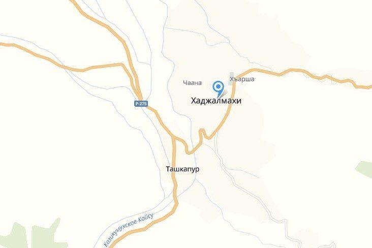 Двое подростков ранены шальной пулей в селе Хаджалмахи