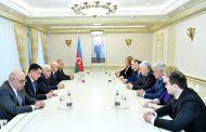 Депутаты из Дагестана посетили Азербайджан с дружественным визитом