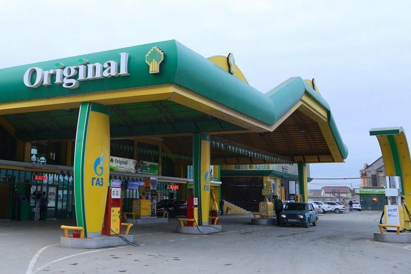 В Махачкале временно закрыты три АЗС