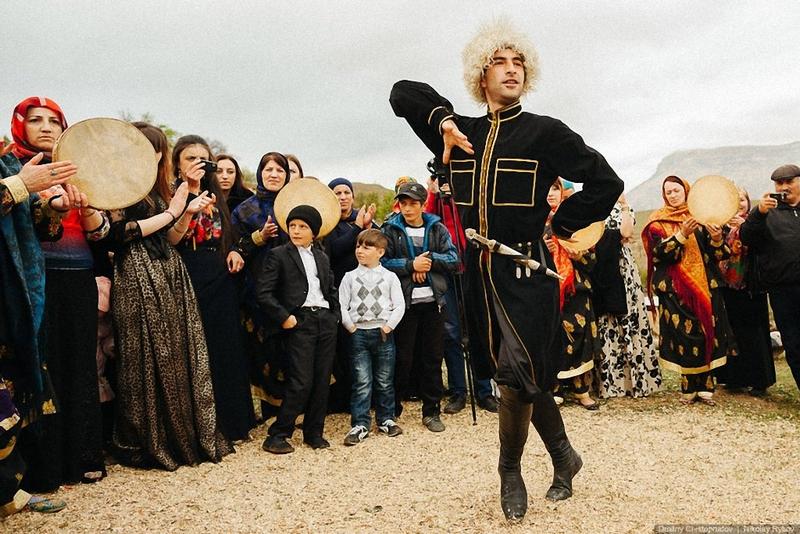На телеканале «Мир» покажут дагестанскую свадьбу