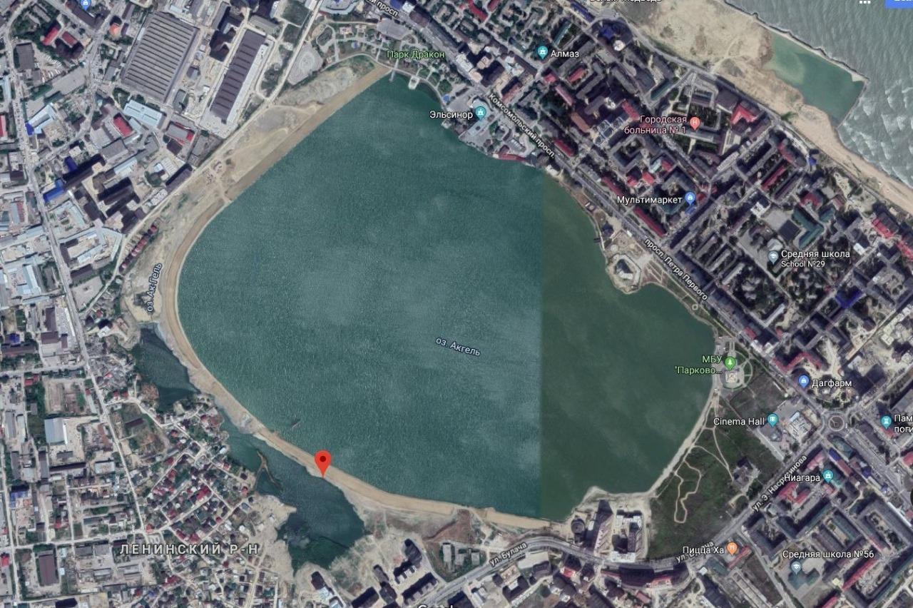 Махачкалинец лишился незаконно захваченного участка у озера Ак-Гёль
