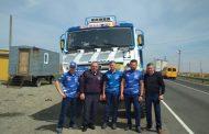 Команда автогонщиков «КАМАЗ-мастер» проведет в Махачкале мастер-класс