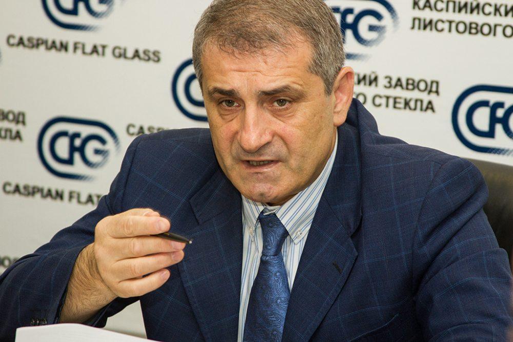 Ризван Газимагомедов стал исполнительным директором компании «Газпром газораспределение Дагестан»