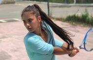 Дагестанка впервые стала мастером спорта по теннису