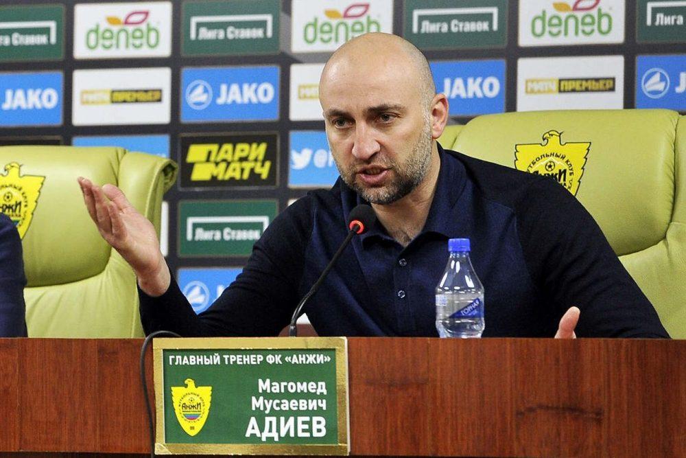 Магомед Адиев: «Анжи» остался бы в премьер-лиге, если б сохранили состав
