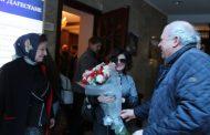 В Дагестан с рабочим визитом приехала Диана Гурцкая