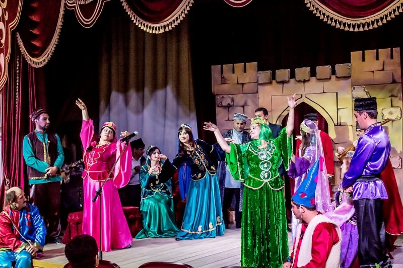 В Дербенте обсудили строительство Азербайджанского театра