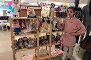 «Кукла всегда рада удочерению»