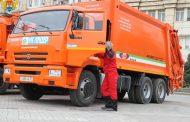Для вывоза мусора в Махачкале закуплено 20 машин