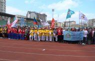 В спортивном фестивале в Махачкале приняли участие около 1000 человек