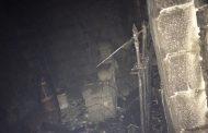Пьяный махачкалинец нечаянно сжег дачный дом у санатория «Каспий»