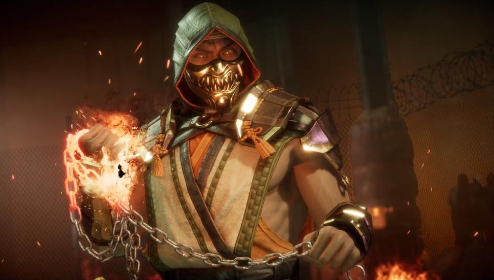 Новый Mortal Kombat и другие игры апреля