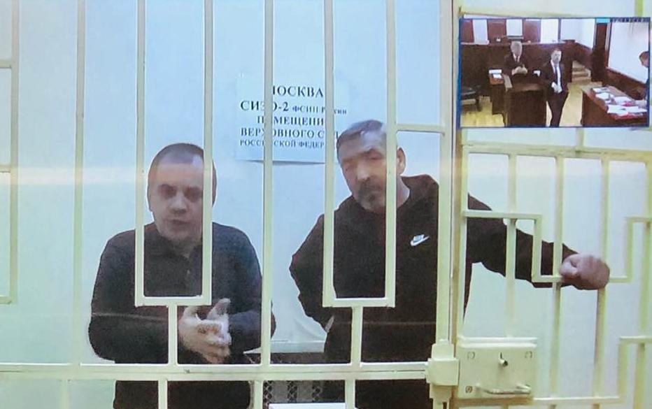 ВС не принял решения о территориальной подсудности дела Гамидова и Юсуфова