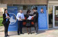 В Махачкале прошел молодежный квест «Освобождение Крыма»