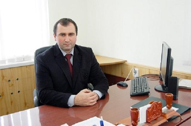 Ярмет Ярметов возглавил Хивский район