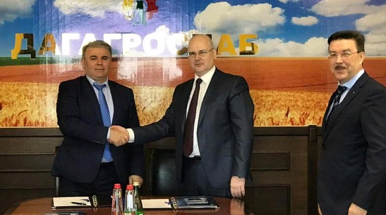 Дагагроснаб и «КамАЗ» подписали соглашение о сотрудничестве