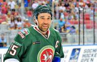 В Дагестан приехал хоккеист Данис Зарипов