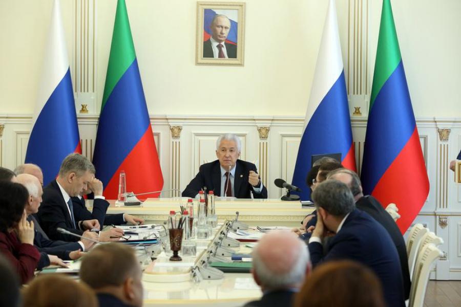В Дагестане на строительство социальных объектов в 2019 году будет потрачено более 8 млрд рублей