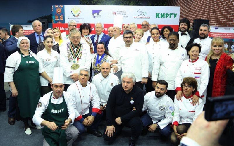 В Дагестане стартовал Международный гастрономический фестиваль
