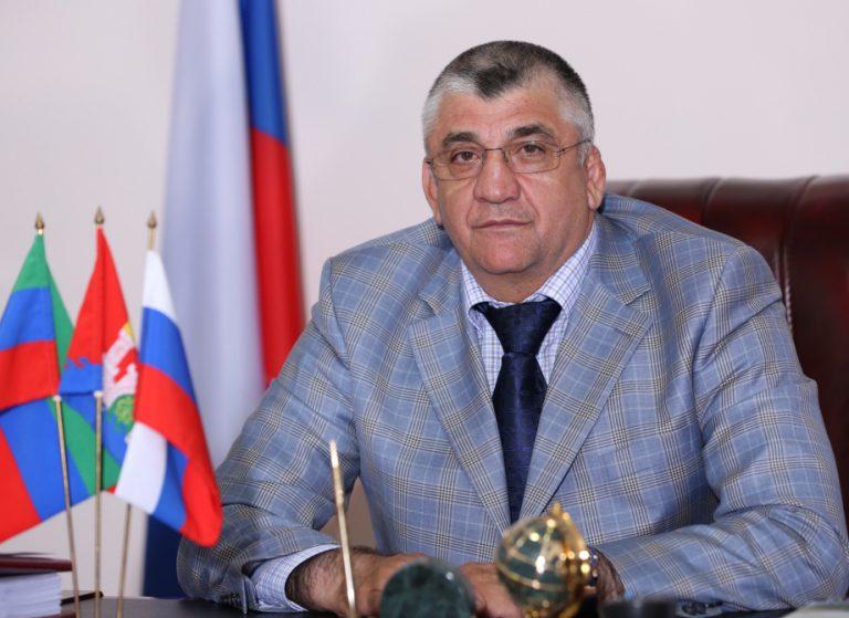 Магомед Магомедов выразил соболезнования близким Сулли Юнусилау