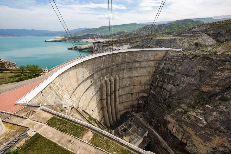 Патрушев: на Чиркейской ГЭС формируются риски возникновения чрезвычайных ситуаций
